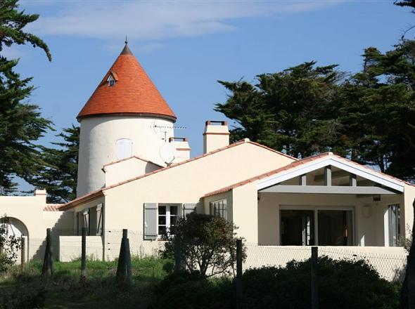 Barbâtre (Vendée) Moulin de la Frandière