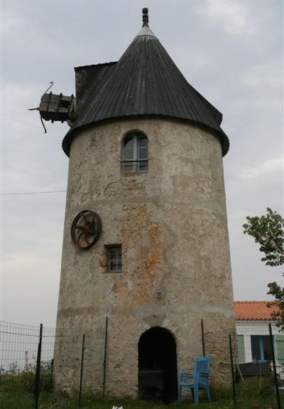 Barbâtre (Vendée) Moulin vieux de la Plaine