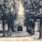 Barbâtre (Vendée) Place CPA