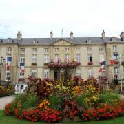 Bayeux calvados l hotel de ville