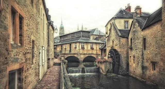 Bayeux calvados le centre historique