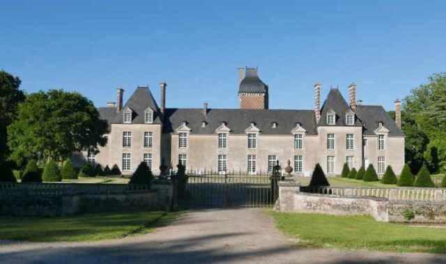 Bayeux calvados le chateau de maisons
