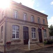 Bazailles 54 la mairie