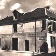 Beaulieu-lès-Loches (37) Auberge du Puy Mourier CPA