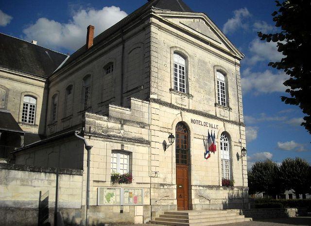 Beaulieu-lès-Loches (37) Hôtel de Ville