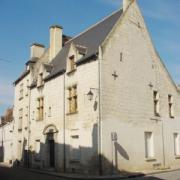 Beaulieu-lès-Loches (37) Maison du Pilori