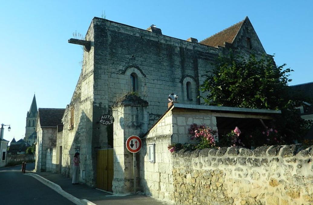 Beaulieu-lès-Loches (37) Maladrerie