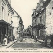 Beaulieu-lès-Loches (37) Rue Guigné CPA