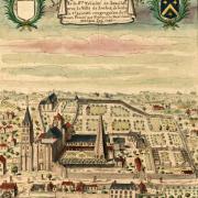 Beaulieu-lès-Loches, l'Abbaye de la Ste Trinité où est inhumé Foulques