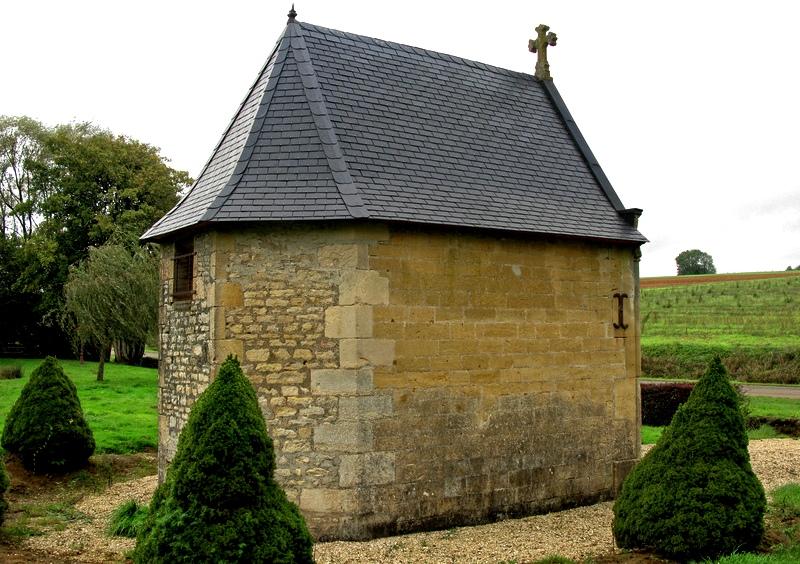 Beaumont-en-Argonne (08) Chapelle Saint-Jean Baptiste
