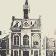 Beaurevoir aisne cpa mairie