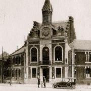 Beaurevoir aisne cpa mairie 1925