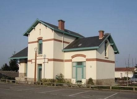Beauvoir-sur-Mer (Vendée) Gare