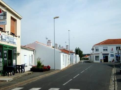 Beauvoir-sur-Mer (Vendée) L'Epois