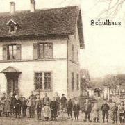 Behlenheim 67 la mairie cpa