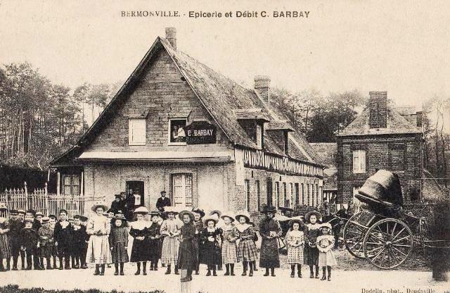 Bermonville seine maritime cafe barbay