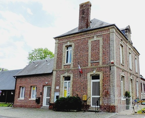 Bermonville seine maritime mairie