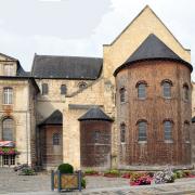 Ancienne abbaye Notre-Dame de Bernay de nos jours