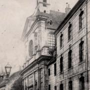 Besançon (Doubs) L'église Saint François Xavier CPA