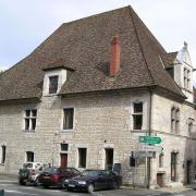 Besançon (Doubs) L'Hôtel Mareschal