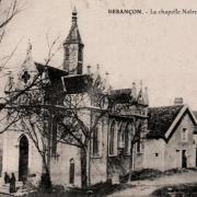 Besançon (Doubs) La chapelle N-D CPA