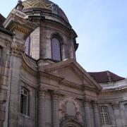 Besançon (Doubs) La chapelle N-D du Foyer