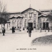 Besançon (Doubs) La gare de la Viotte CPA