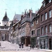 Besançon (Doubs) La maison natale de Victor Hugo CPA