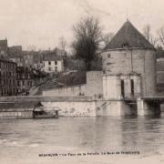 Besançon (Doubs) La Tour de la Pelote CPA