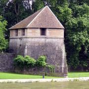 Besançon (Doubs) La Tour des Cordeliers