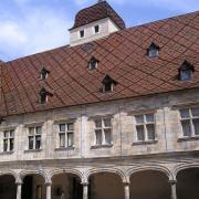 Besançon (Doubs) Le Palais Granvelle