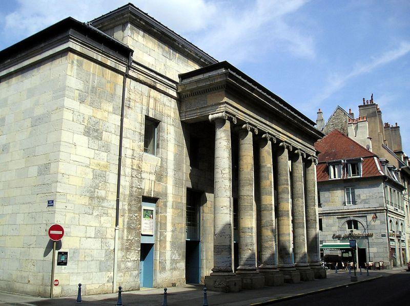 Besançon (Doubs) Le Théâtre