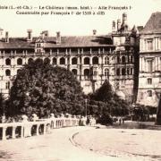 Blois (41) Château, aile François Ier CPA