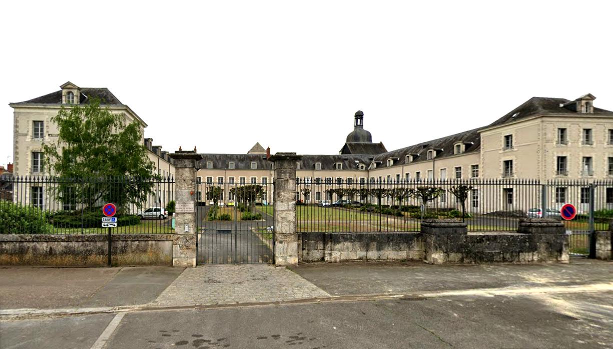 Blois (41) Maison de retraite Gaston d'Orléans