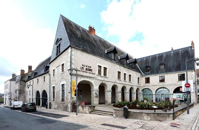 Blois (41) Musée d'Histoire Naturelle