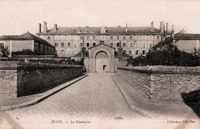 Blois (41) Séminaire CPA