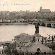 Blois (41) Vue générale CPA