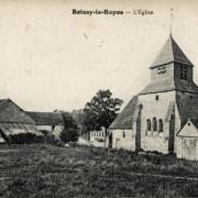 Boissy-le-Repos (51) L'église Saint-Martin CPA