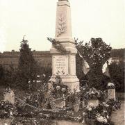 Boissy-le-Repos (51) Le Monument aux morts CPA