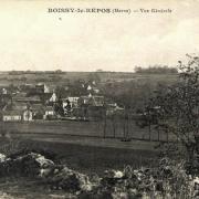 Boissy-le-Repos (51) Vue générale CPA
