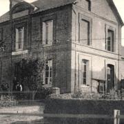 Bosville seine maritime mairie ecole cpa