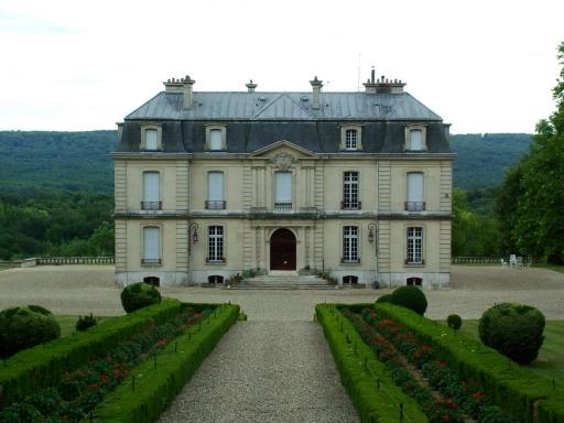 Bouconville-Vauclair (Aisne) Château de La Bove en 2010