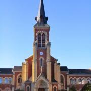 Bourbon-Lancy (Saône-et-Loire) L'Eglise de l'Hospice