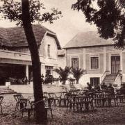 Bourbon-Lancy (Saône-et-Loire) Le Casino CPA