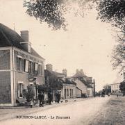 Bourbon-Lancy (Saône-et-Loire) Le Fourneau CPA