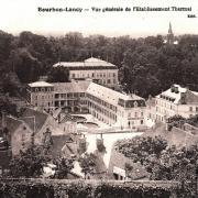 Bourbon-Lancy (Saône-et-Loire) Les Thermes CPA