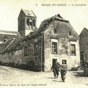 Bourg-et-Comin (Aisne) CPA