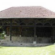 Bourg-et-Comin (Aisne) Lavoir