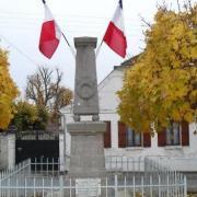 Bourg-et-Comin (Aisne) Monument aux morts
