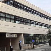 Bourges (18) L'Hôtel de Ville depuis 1995
